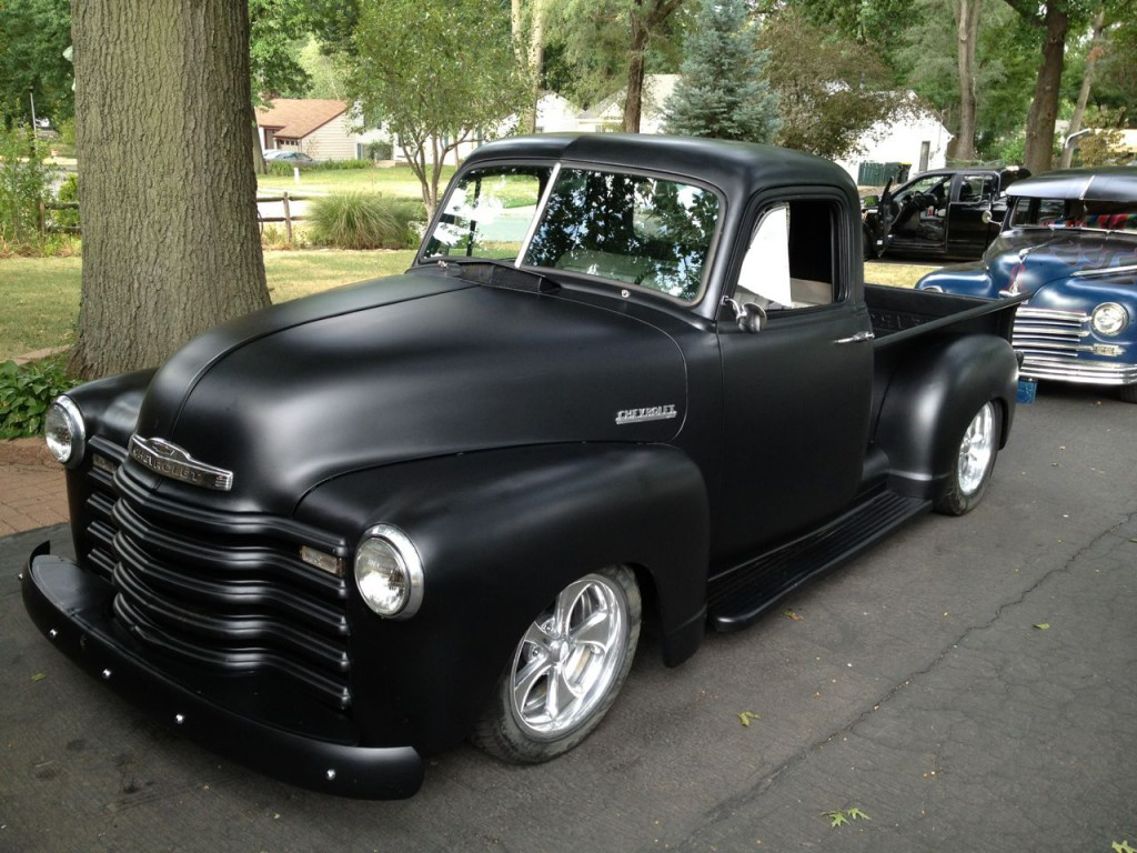Chevy 53 Truck Best Image 1949 Bagged Tuckers New 1951 Its A Misfits Midwest